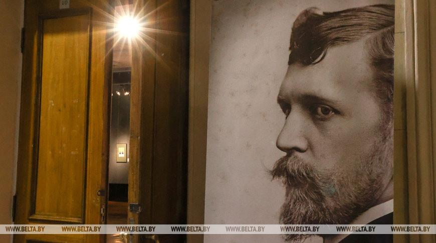 """На выставке """"Фердинанд Рущиц (1870-1936). К 150-летию со дня рождения художника"""""""