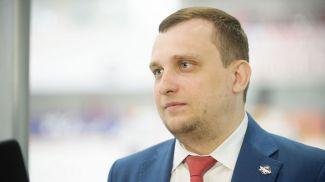 "Алексей Брага. Фото ХК ""Донбасс"""