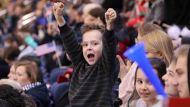 ФОТОРЕПОРТАЖ: Яркие моменты матчей и запредельные эмоции - XVI Рождественский турнир в Минске