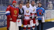 Двое игроков хоккейной команды Президента Беларуси - в числе лучших на Рождественском турнире