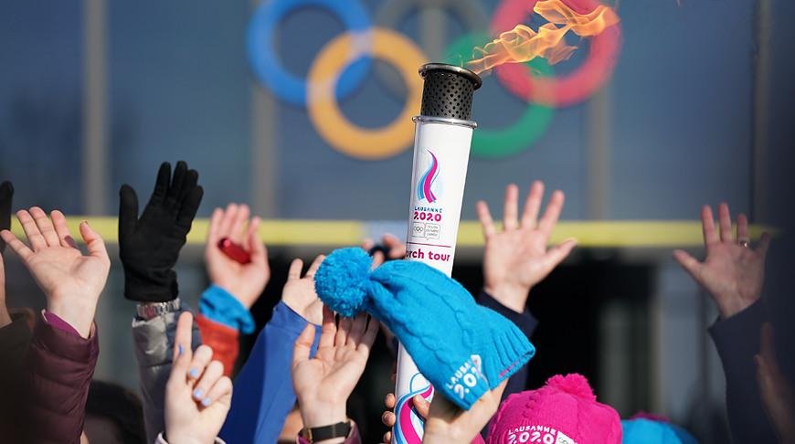 Белорусские спортсмены достойно представят страну на юношеской Олимпиаде — Виктор Лукашенко