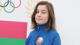 Варвара Бандарина. Фото НОК Беларуси