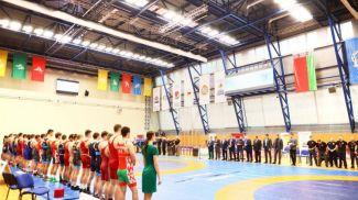 Фото Белорусской Федерации борьбы