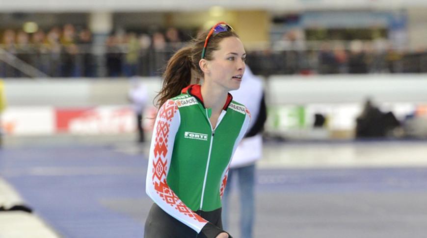 Марина Зуева. Фото НОК Беларуси