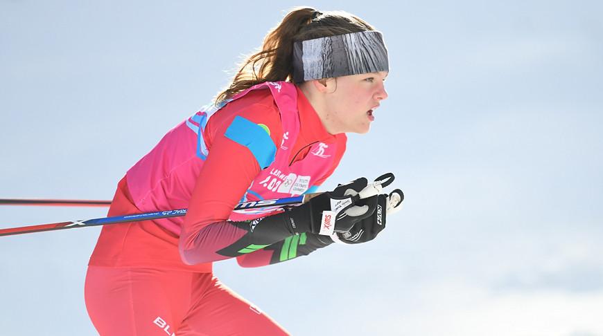 Анна Мачехина. Фото НОК Беларуси