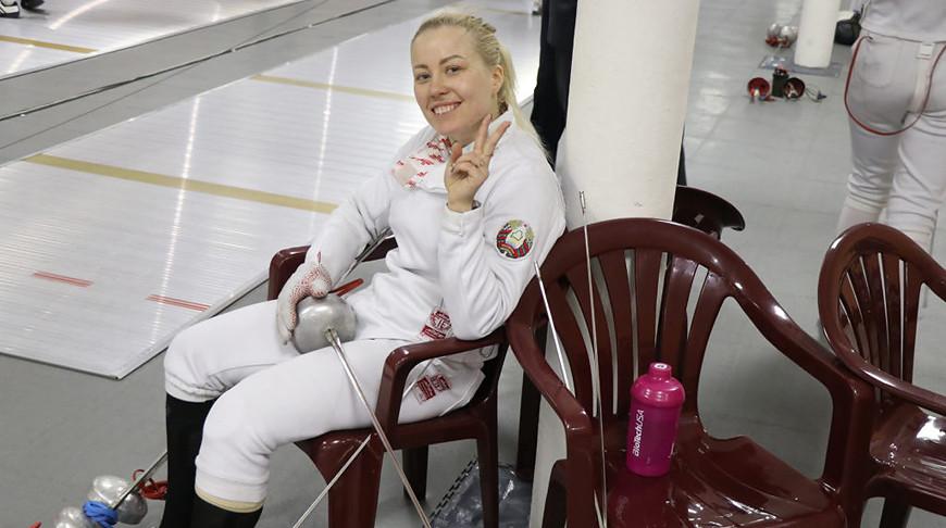 Ирина Просенцова. Фото Белорусской федерации современного пятиборья