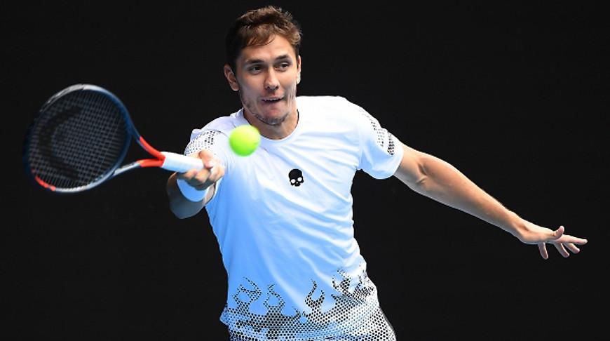 Егор Герасимов. Фото организаторов турнира