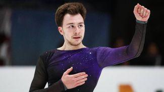 Дмитрий Алиев. Фото  Евроспорт