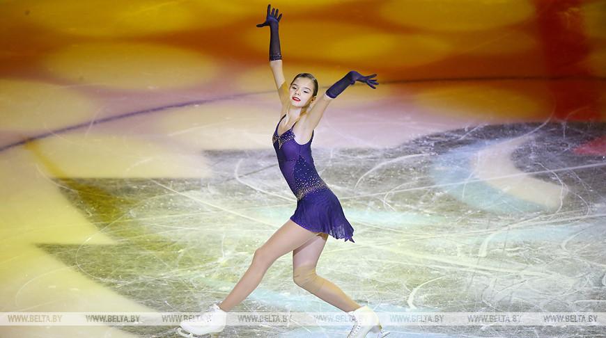Виктория Сафонова. Фото из архива