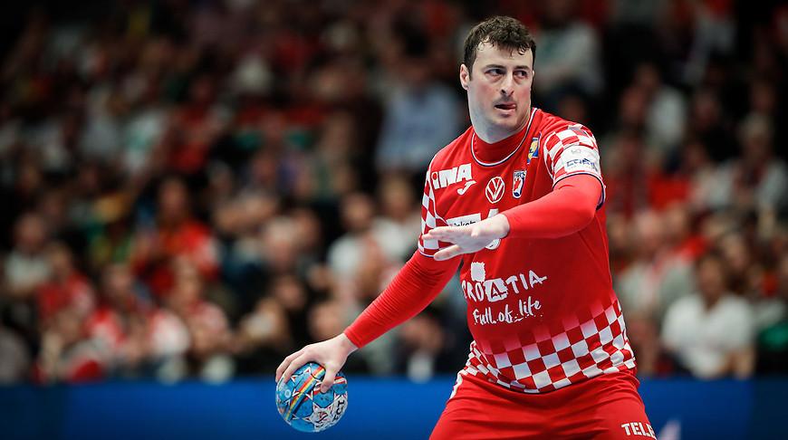 Домагой Дувняк. Фото EHF