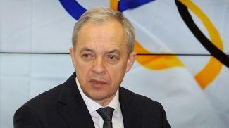 Игорь Сергеенко. Фото Министерства спорта и туризма