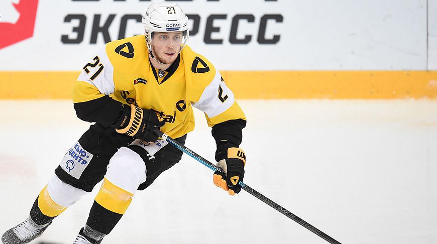Владислав Кодола стал капитаном хоккейной сборной Беларуси на турнире в Словакии