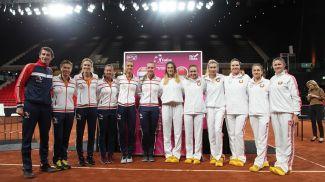 Фото Белорусской теннисной федерации