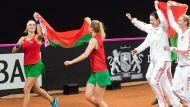Белоруски вышли в финальную стадию Кубка Федерации