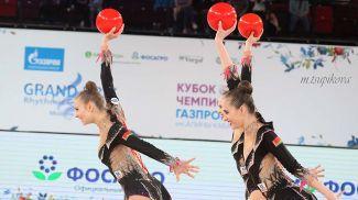 Фото Всероссийской федерации художественной гимнастики