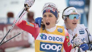 Тереза Йохауг. Фото NordicFocus