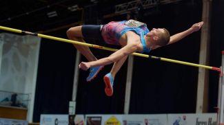 Максим Недосеков. Фото Белорусской федерации легкой атлетики