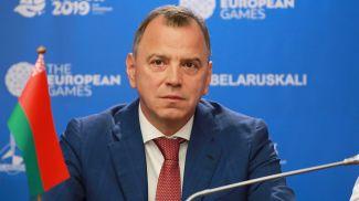 Павел Ясеновский. Фото из архива