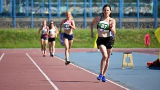 Анна Терлюкевич. Фото Белорусской федерации легкой атлетики