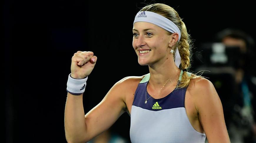 Кристина Младенович. Фото WTA