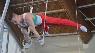 Денис Санувонг. Фото Белорусской ассоциации гимнастики