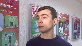 Дмитрий Базылев. Фото СТВ