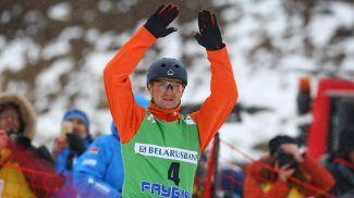 Максим Густик. Фото из архива