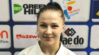 Ульяна Миненкова. Фото из Instagram-аккаунта European Judo Ope