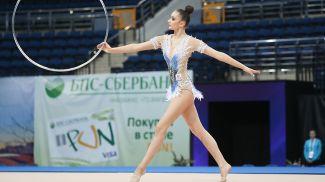 Алина Горносько. Фото из архива