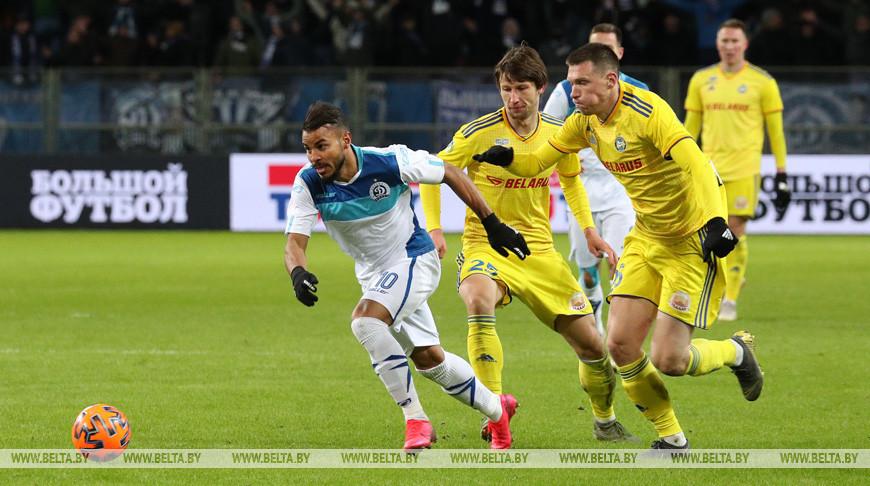 Футболисты БАТЭ завоевали Кубок Беларуси, одолев в финале брестское «Динамо» со счетом 1:0.