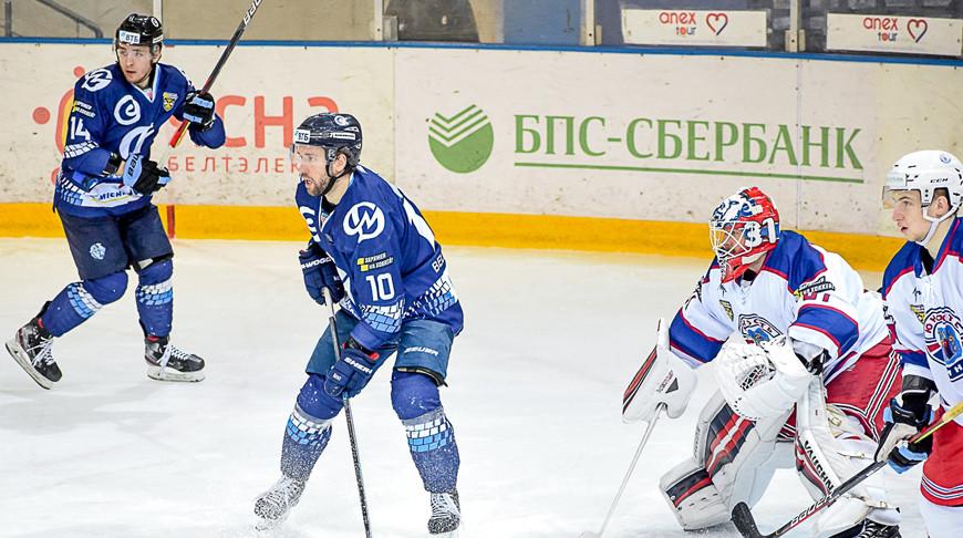 "Фото ХК ""Динамо-Молодечно"""