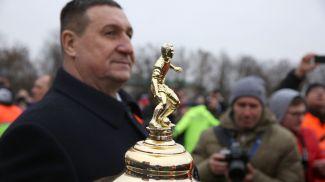 Чемпионат Беларуси по футболу стартует по расписанию - Базанов