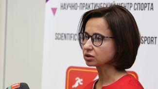 Ирина Малеваная. Фото Министерства спорта и туризма