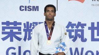 Даниэл Мукете. Фото  judobelarus.com