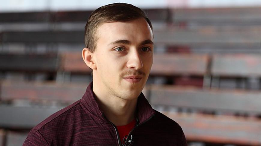 Владислав Гончаров. Фото Министерстве спорта и туризма