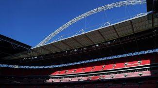 """Стадион """"Уэмбли"""", на котором 31 июля 2022 года должен пройти финал женского Евро. Фото Getty Images"""
