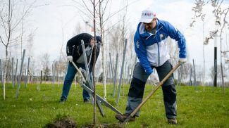 Первый вице-президент НОК Беларуси Виктор Лукашенко