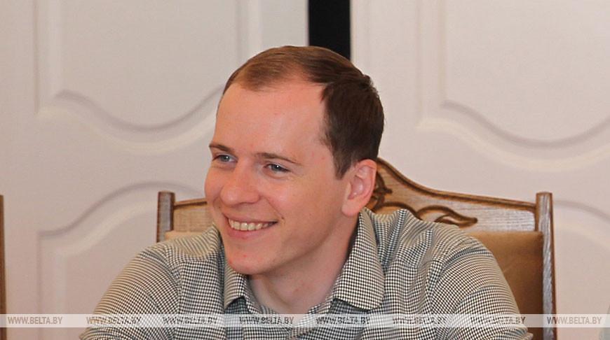 Денис Рутенко. Фото из архива