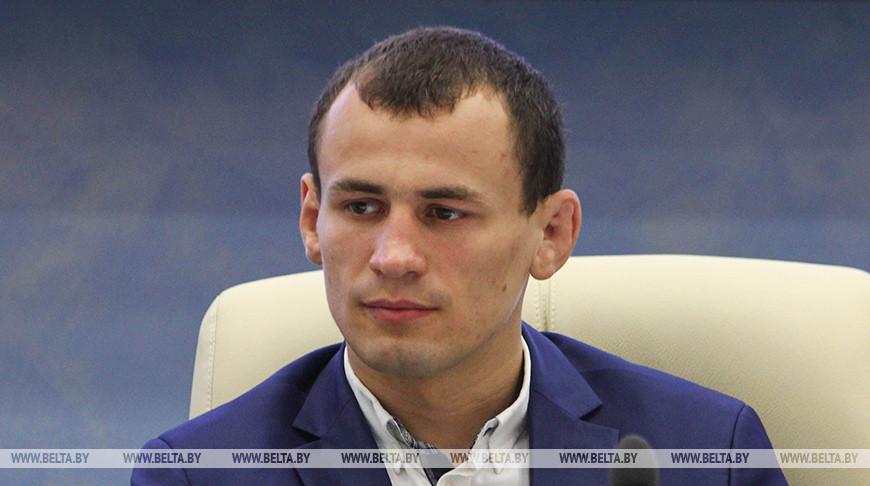 Дмитрий Валент. Фото из архива