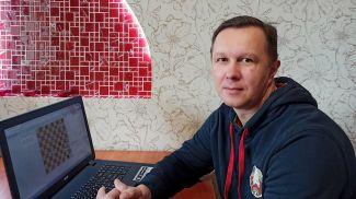 Фото Белорусской федерации шашек