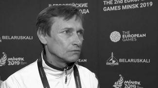 Анатолий Курьянович. Фото Министерства спорта и туризма