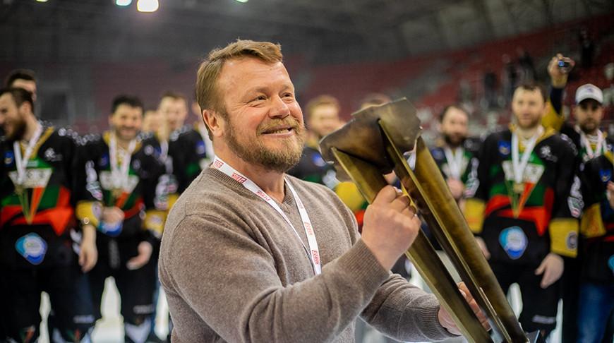 Андрей Гусов. Фото Planet of Hockey