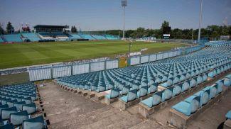 Стадион в Плоцке. Фото PAP