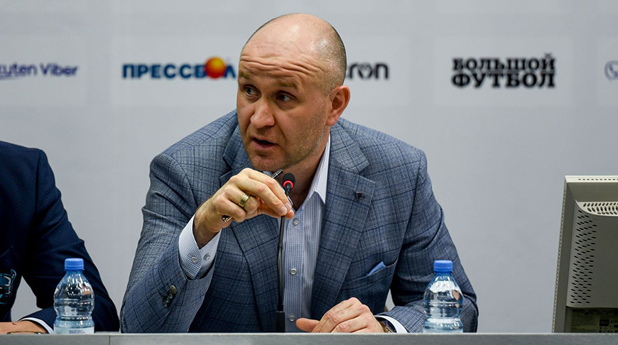 Геннадий Савилов. Фото ФХБ