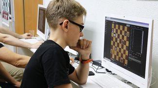 Денис Лазавик. Фото Белорусской федерации шахмат