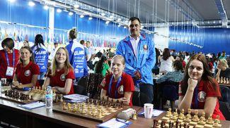 Юрий Борсук. Фото из архива Белорусской федерации шахмат