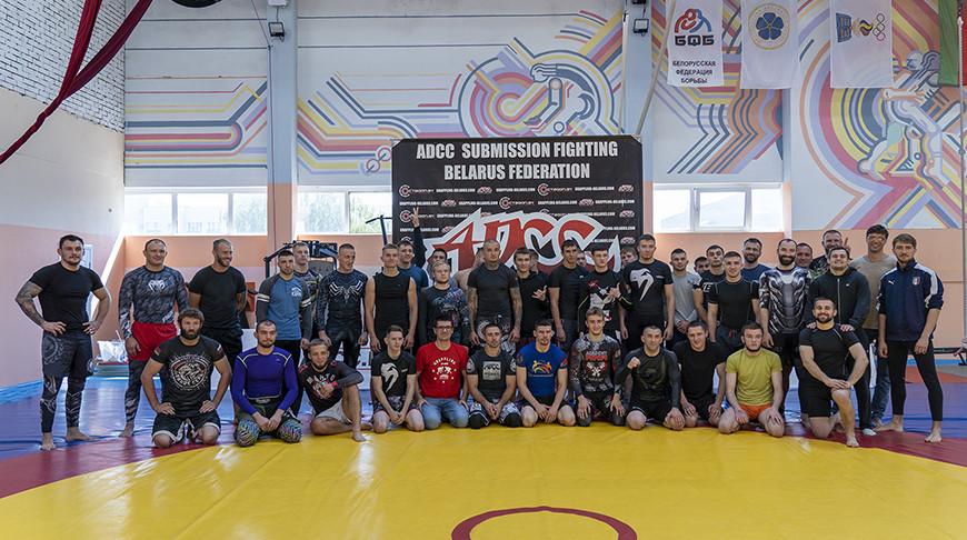 Фото Белорусской федерации грэпплинга