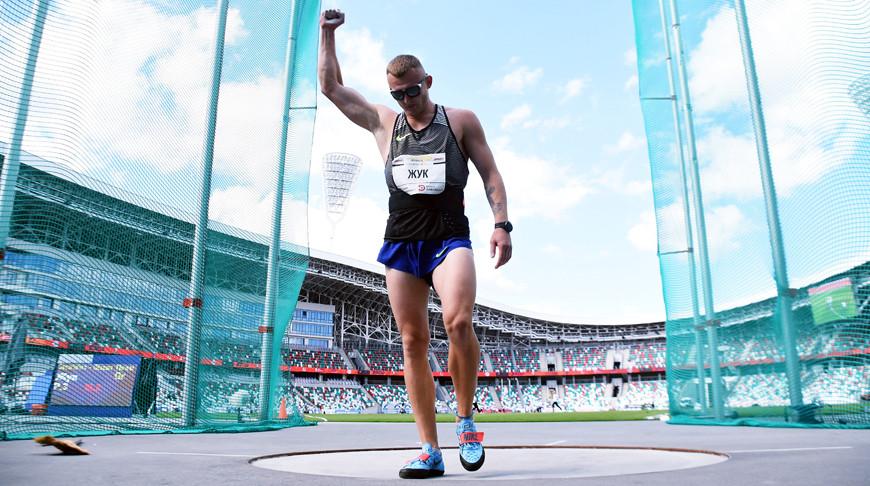 Определены победители второго дня чемпионата Беларуси по легкой атлетике