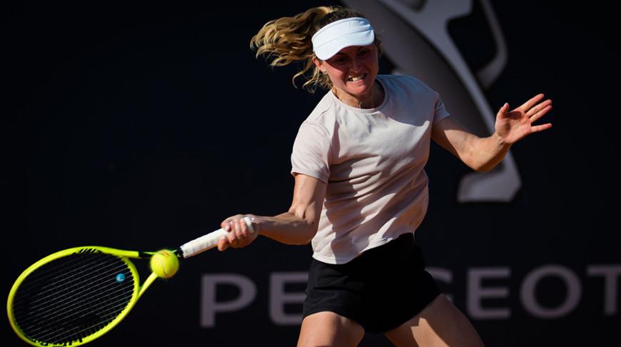 Александра Саснович. Фото WTA