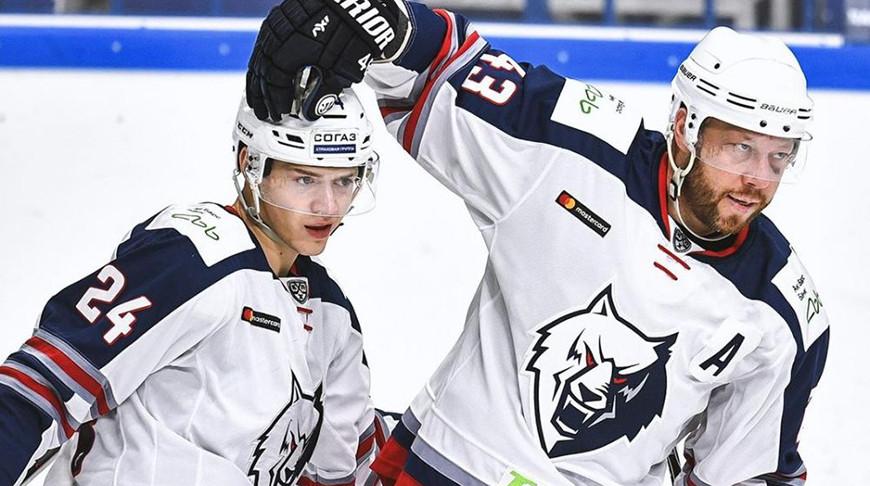 Андрей Костицын (справа). Фото ufa-news.net